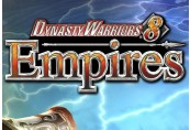 DYNASTY WARRIORS 8 Empires Steam CD Key