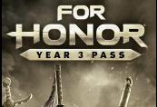For Honor - Year 3 Pass EMEA Uplay CD Key