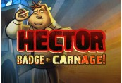 Hector: Badge of Carnage - Full Series Steam CD Key