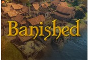Banished EU Steam CD Key
