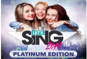 Let's Sing 2019 Platinum Edition UK PS4 CD Key