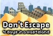 Don't Escape: 4 Days to Survive Steam CD Key