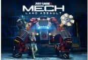 Just Cause 3 - Mech Land Assault DLC Steam CD Key