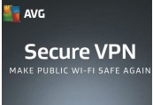 AVG Secure VPN Key (1 Year / 1 PC)