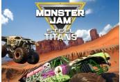 Monster Jam Steel Titans Steam CD Key