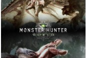 Monster Hunter World Digital Deluxe Edition EU Steam CD Key