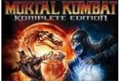 Mortal Kombat Komplete Edition Steam Gift