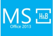 MS Office 2013 Home and Business OEM Key