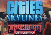 Cities: Skylines - Content Creator Pack: University City DLC Steam CD Key