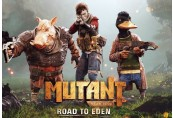 Mutant Year Zero: Road to Eden GOG CD Key