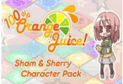 100% Orange Juice - Sham & Sherry Character Pack DLC Steam CD Key