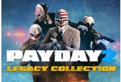PAYDAY 2 Legacy Collection Steam CD Key