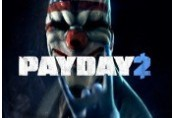 PAYDAY 2 Electarodent and Titan Masks DLC Steam CD Key