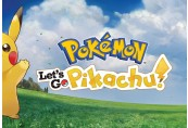 Pokémon: Let's Go, Pikachu US Nintendo Switch CD Key