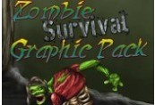 RPG Maker: Zombie Survival Graphic Pack Steam CD Key