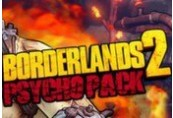 Borderlands 2 Psycho Pack DLC Steam CD Key