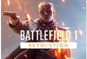 Battlefield 1 Revolution Edition UK XBOX One CD Key