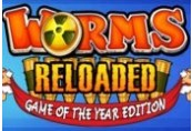 Worms Reloaded: GOTY Upgrade Steam CD Key