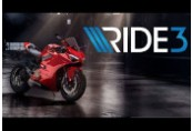 Ride 3 Gold Edition US XBOX One CD Key