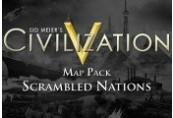Sid Meier's Civilization V - Scrambled Nations Map Pack DLC Steam CD Key