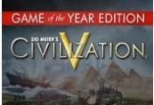 Sid Meier's Civilization V GOTY Edition Steam CD Key