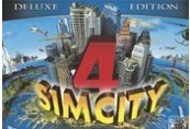 SimCity 4 Deluxe Edition Steam CD Key (Mac OS X)