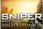 Sniper Ghost Warrior Gold Edition EU Steam CD Key