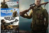 Sniper Elite Complete Pack Steam CD Key