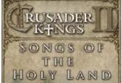 Crusader Kings II - Songs of the Holy Land DLC Steam CD Key