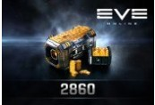 EVE Online 2860 Plex Card - Activation Code
