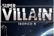 Tropico 5 - Supervillain DLC Steam CD Key