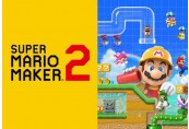 Super Mario Maker 2 EU Nintendo Switch CD Key