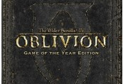 The Elder Scrolls IV: Oblivion GOTY Edition EU Steam CD Key