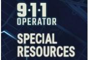 911 Operator + Special Resources DLC EU Steam CD Key