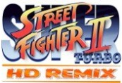 Super Street Fighter 2 Turbo HD Remix US PS3 CD Key