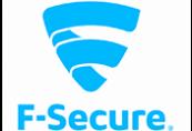 F-Secure Anti-Virus 2018 CD Key (1 Year / 1 PC)