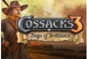 Cossacks 3 + Days of Brilliance DLC Steam CD Key