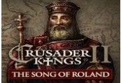 Crusader Kings II: Ebook - The Song of Roland DLC Steam CD Key