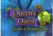 Queen's Quest 2: Stories of Forgotten Past Steam CD Key