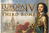 Europa Universalis IV - Third Rome DLC RU VPN Activated Steam CD Key