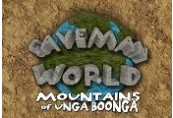 Caveman World: Mountains of Unga Boonga Steam CD Key