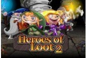 Heroes of Loot 2 Steam CD Key