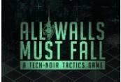 All Walls Must Fall - A Tech-Noir Tactics Game Steam CD Key