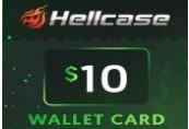 Hellcase.com 10 USD Wallet Card Code