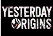 Yesterday Origins Steam CD Key