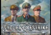 Sudden Strike 4 EU Steam CD Key