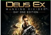 Deus Ex: Mankind Divided Day One Edition RU VPN Required Steam CD Key