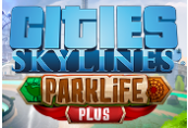 Cities: Skylines - Parklife Plus DLC RU VPN Required Steam CD Key