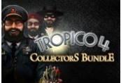 Tropico 4 Collector's Bundle Steam CD Key