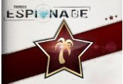 Tropico 5 - Espionage DLC Steam CD Key